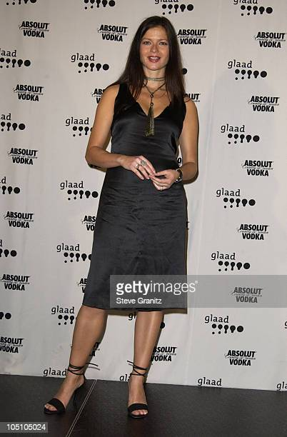 Jill Hennessy during The 14th Annual GLAAD Media Awards Los Angeles Press Room at Kodak Theatre in Hollywood California United States
