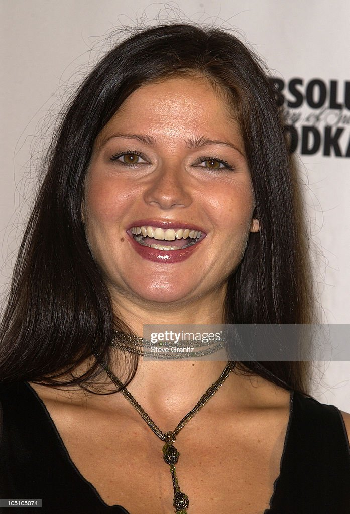 Jill Hennessy during The 14th Annual GLAAD Media Awards Los Angeles - Press Room at Kodak Theatre in Hollywood, California, United States.