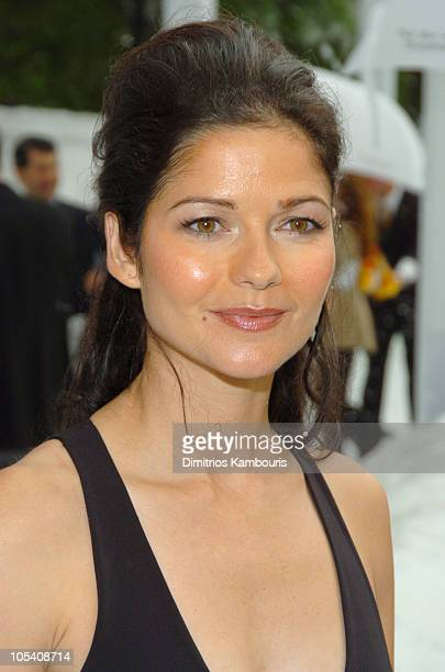 """Jill Hennessy during """"The Day After Tomorrow"""" New York Premiere - Arrivals at American Museum of Natural History in New York City, New York, United..."""