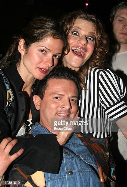 Jill Hennessy Sandra Bernhard and Spike porn star