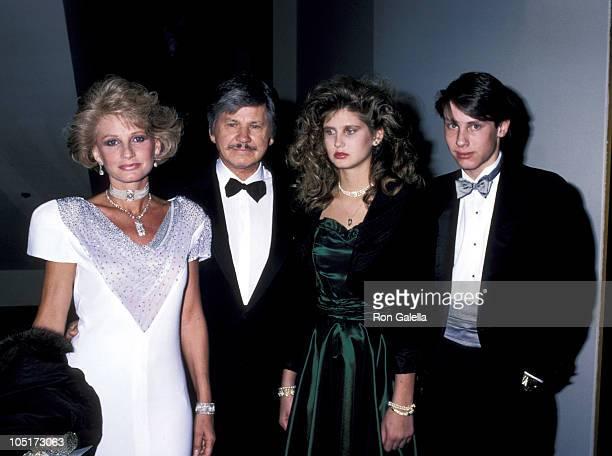 Jill Ireland Charles Bronson daughter Zuleika and son Tony