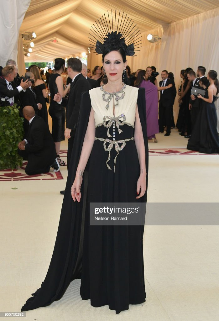 Heavenly Bodies: Fashion & The Catholic Imagination Costume Institute Gala - Arrivals