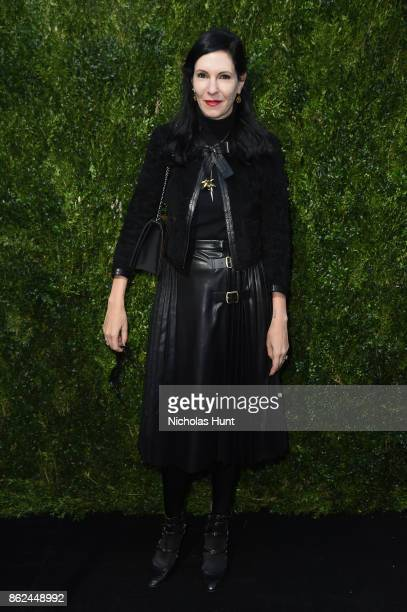 Jill Kargman attends Through Her Lens The Tribeca Chanel Women's Filmmaker Program Luncheon at Locanda Verde on October 17 2017 in New York City