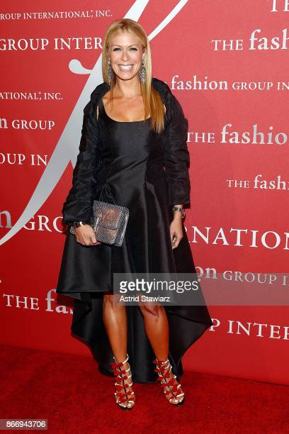 Jill Martin attends the 2017 FGI Night Of Stars Modern Voices gala at Cipriani Wall Street on October 26 2017 in New York City