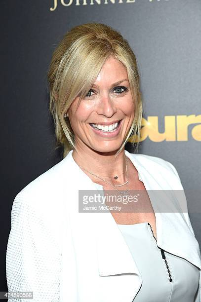 Jill Martin attends the Entourage New York Premiere at Paris Theater on May 27 2015 in New York City