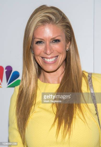 Jill Martin attends the NBC and The Cinema Society Party for the casts of NBC's 20182019 Season at the Four Seasons Restaurant on September 20 2018...