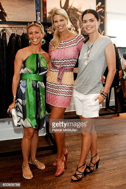 Jill Martin, Beth Ostrosky and Katie Lee Joel attend DOLCE & GABBANA Luncheon and Fall 2008 FASHION PRESENTATION Hosted by Samantha Boardman Rosen,...
