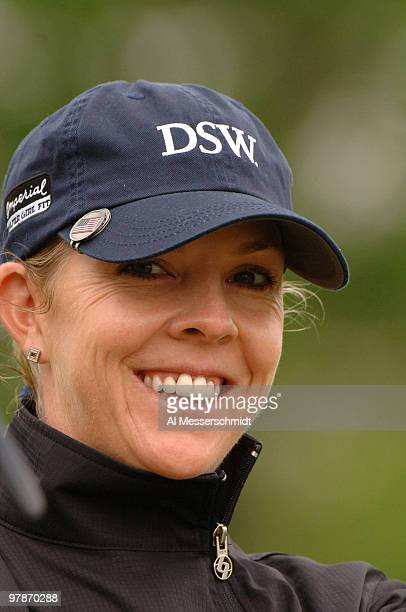 Jill McGill competes April 29 in the raindelayed second round of the 2005 Franklin American Mortgage Championship in Franklin Tn