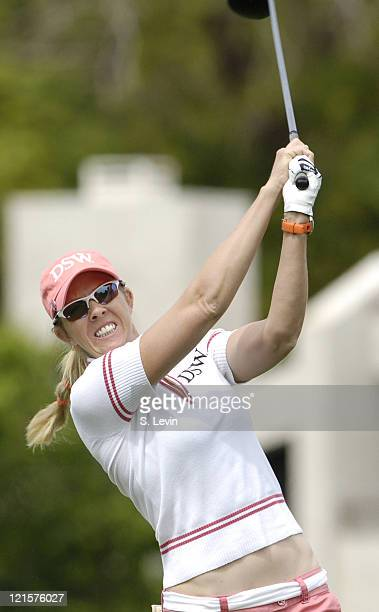 Jill McGill during second round action at the Kraft Nabisco Championship at The Mission Hills Country Club in Rancho Mirage California on Friday...