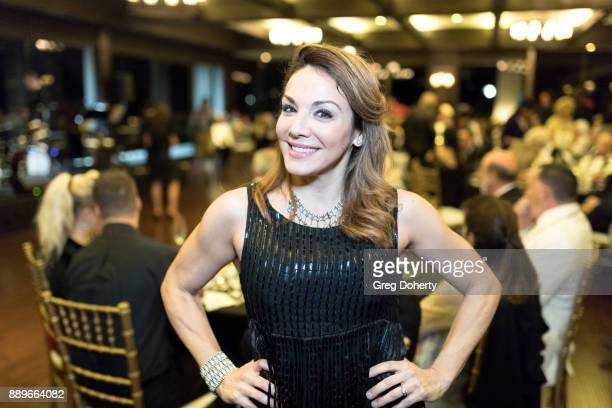 Jill Michele Melean attends The Thalians Hollywood for Mental Health Holiday Party 2017 at the Bel Air Country Club on December 09 2017 in Bel Air...