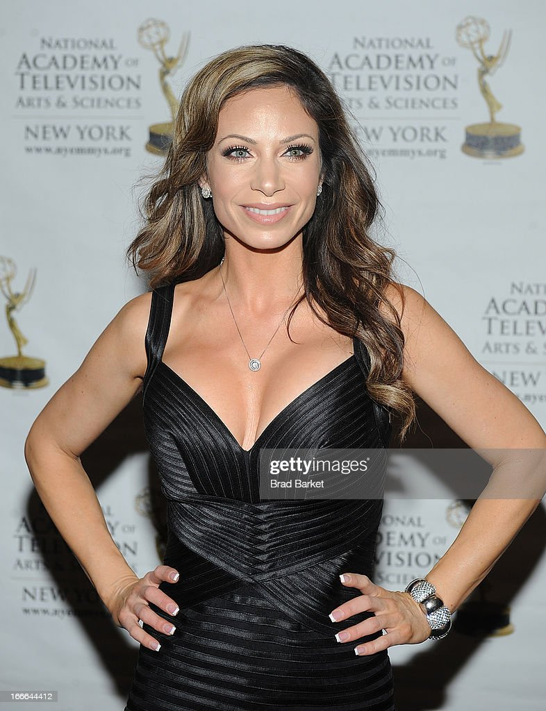 56th Annual New York Emmy Awards - Arrivals : News Photo