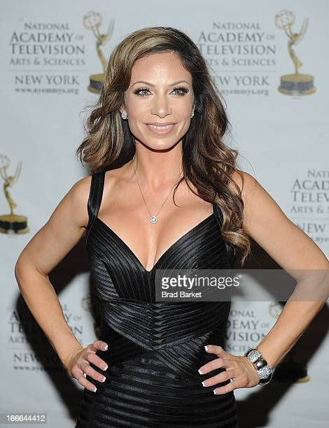 Jill Nicolini attends the 56th annual New York Emmy Awards at the Marriott Marquis Times Square on April 14 2013 in New York City