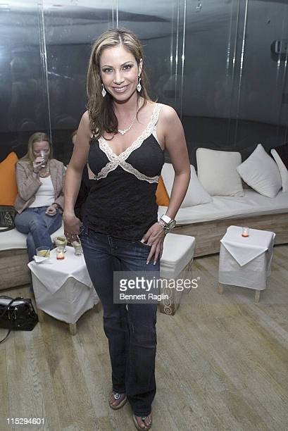 Jill Nicolini during Macia Tovsky's 17th Annual Day Time Soaps PreEmmy Party April 19 2006 at Nikki Beach Manhattan in New York New York United States