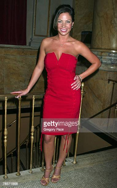 Jill Nicolini of the Fox reality series Married By America who did a pictorial spread in Playboy *NO US TABLOIDS*
