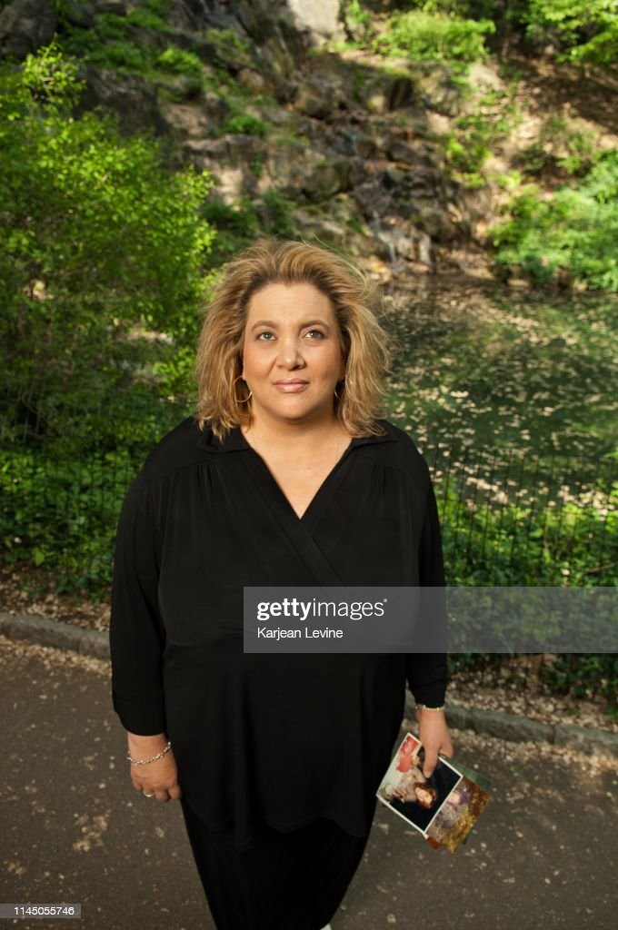 Jill Price In Central Park : News Photo