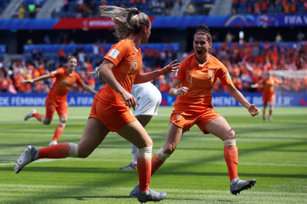 FRA: New Zealand v Netherlands: Group E - 2019 FIFA Women's World Cup France