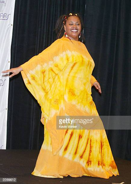 Jill Scott at the 2nd Annual BET Awards at the Kodak Theatre in Hollywood Ca Tuesday June 25 2002 Photo by Kevin Winter/ImageDirect