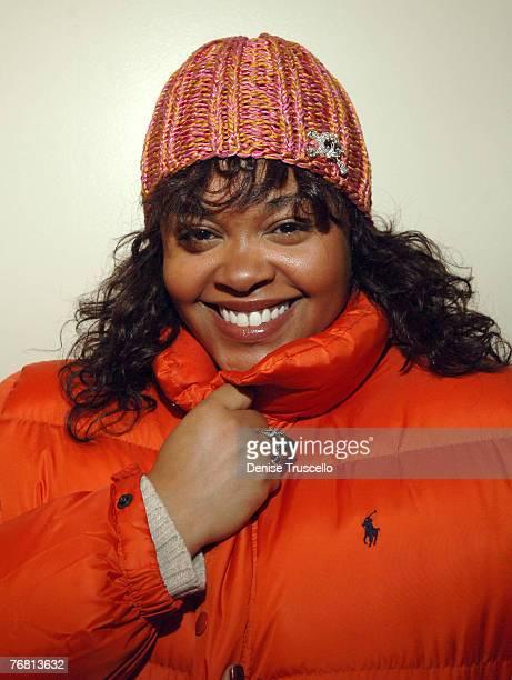 Jill Scott at Zola Hats