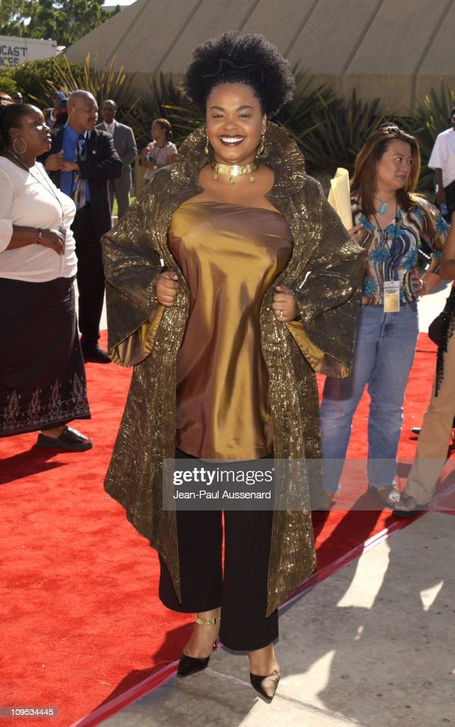 Jill Scott during The 8th Annual Soul Train 'Lady Of Soul' Awards - Arrivals at Pasadena Civic Auditorium in Pasadena, California, United States.