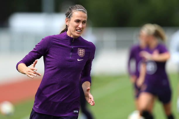 FRA: England & Argentina Training Sessions - 2019 FIFA Women's World Cup France
