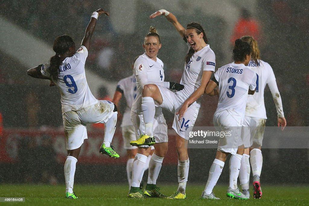 England Women v Bosnia Women - UEFA Women's Euro 2017 Qualifier