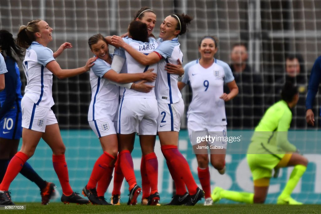 England vs France : News Photo