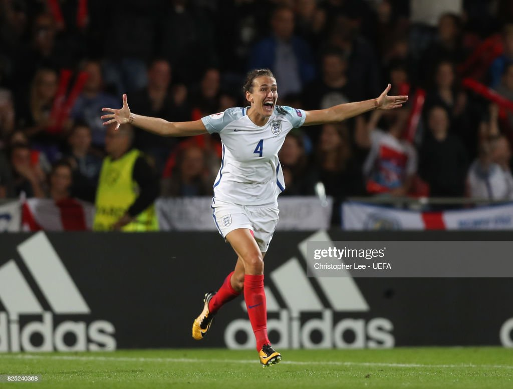 England v France - UEFA Women's Euro 2017: Quarter Final