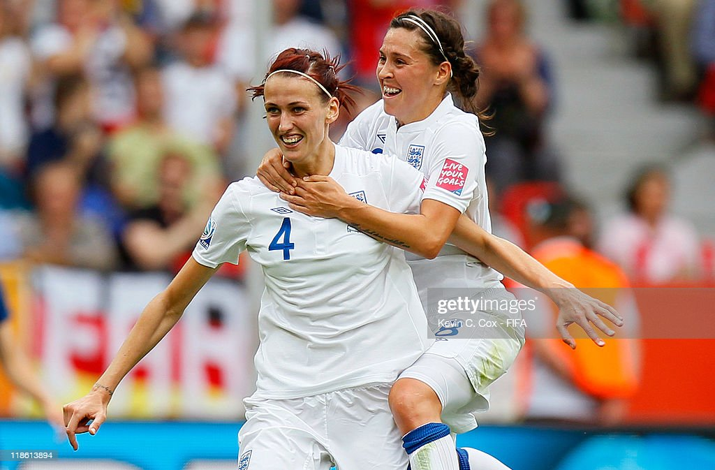 England v France: FIFA Women's World Cup 2011 - Quarter Finals