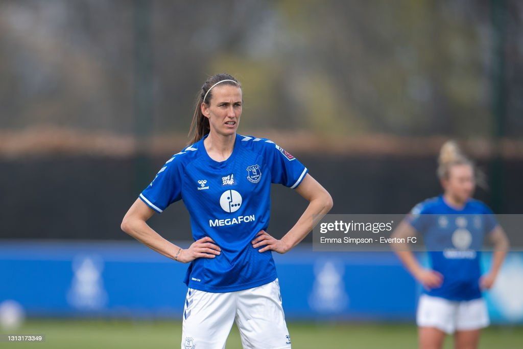 Everton Women v Durham Women: Vitality Women's FA Cup Fourth Round : News Photo