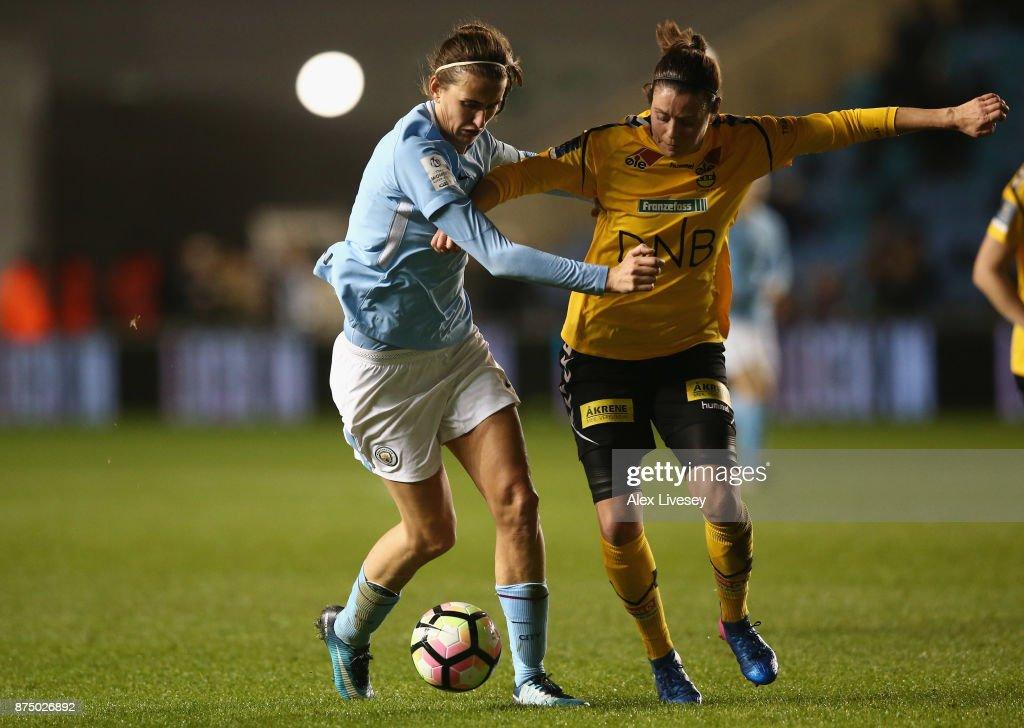 Manchester City Women v LSK Kvinner - UEFA Women's Champions League