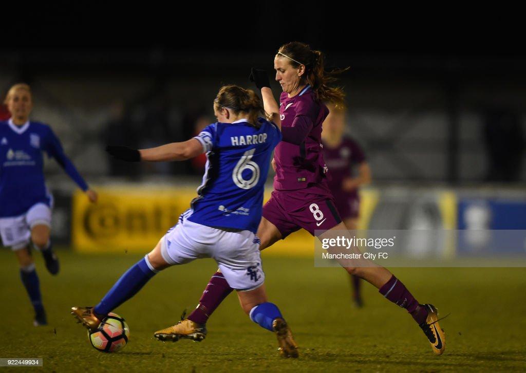 Birmingham City Ladies v Manchester City Women - WSL : Fotografía de noticias