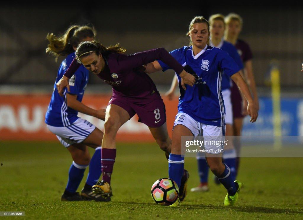 Birmingham City Ladies v Manchester City Women - WSL : Nachrichtenfoto