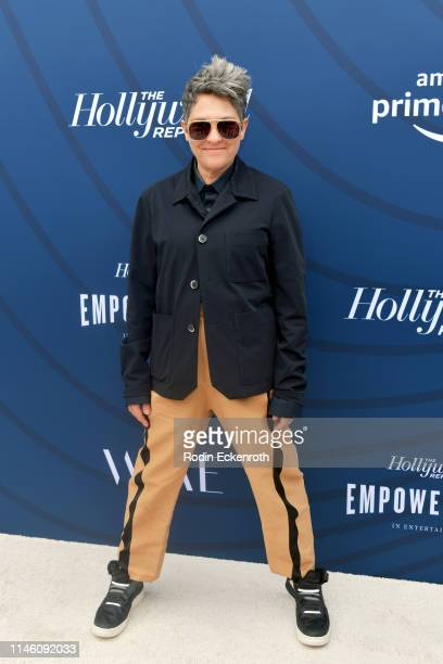 Jill Soloway attends The Hollywood Reporter's Empowerment In Entertainment Event 2019 at Milk Studios on April 30 2019 in Hollywood California