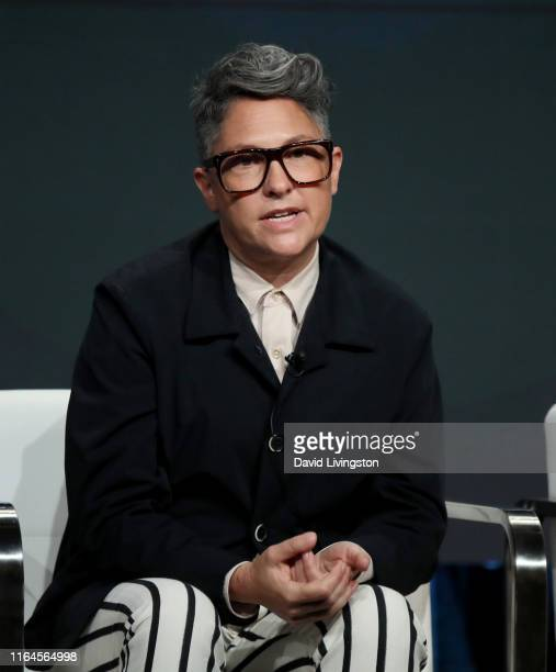 Jill Soloway of 'Transparent' speaks onstage during the Amazon Prime Video segment of the Summer 2019 Television Critics Association Press Tour at...