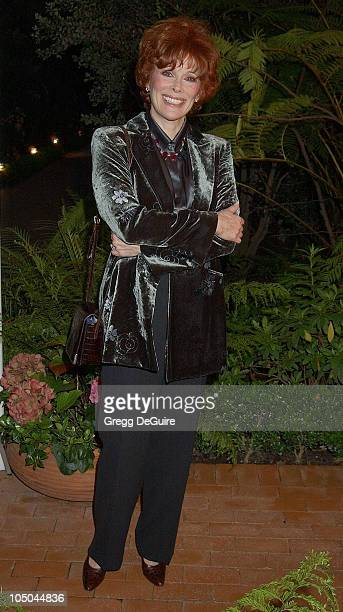 Jill St John during 22nd Annual Jimmy Stewart Relay Marathon VIP Kickoff Reception at Hotel Bel Air in Bel Air California United States