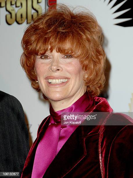 Jill St John during A Fine Romance Gala Benefiting the Motion Picture and Television Fund Arrivals at Sunset Gower Studios in Hollywood California...