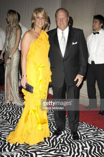 Jill Townsend and Chuck Townsend attend THE COSTUME INSTITUTE GALA The Model As Muse with Honorary Chair MARC JACOBS INSIDE at The Metropolitan...