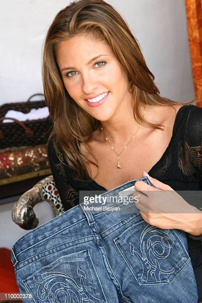 Jill Wagner at Henry III Generation during Henry III Generation at 2006 Silver Spoon Emmy Suite Day 2 at Wattles Mansion in Los Angeles California...