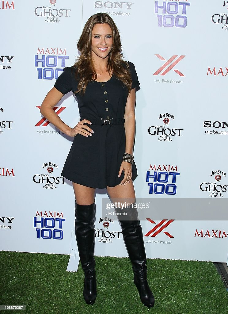 Maxim 2013 Hot 100 Party - Arrivals : News Photo