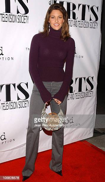Jill Wagner during 2nd Annual Young Hollywood Holiday Party Presented by the Junior Hollywood Radio Television Society at Bliss in Los Angeles...