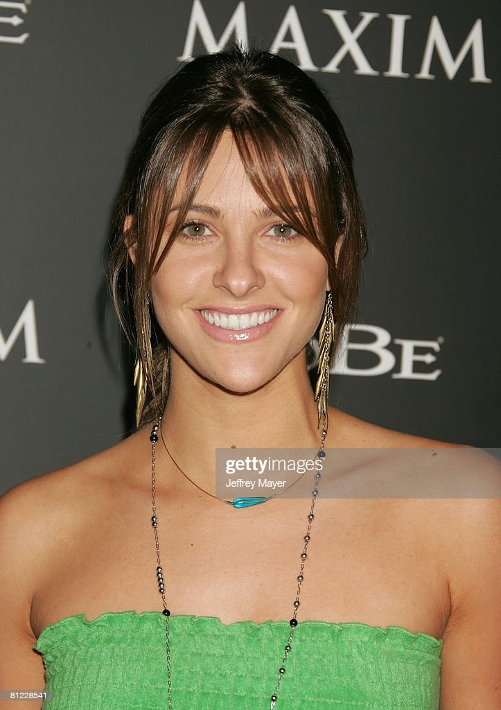 """Maxim and Sobe Host """"Tale Slide"""" in Celebration of the 2004 X-Games - Arrivals : News Photo"""