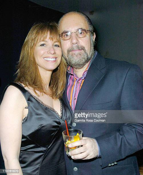 Jill Zarin and Bobby Zarin during Hamptons Magazine Presents the Launch of Jim Belushi's Book 'Real Men Don't Apologize' at Bed in New York City New...