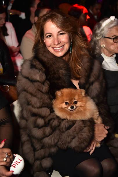 NY: Randi Rahm - Front Row - February 2020 - New York Fashion Week