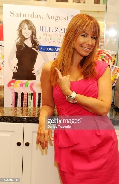 Jill Zarin attends Sugar Factory at Planet Hollywood Resort Casino on August 7 2010 in Las Vegas Nevada