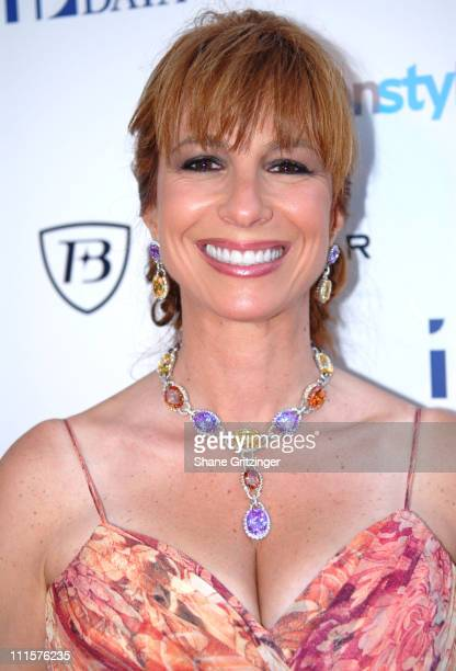 Jill Zarin during 2006 American Red Cross Ball And Auction at Private Hampton Residence in Southampton NY United States
