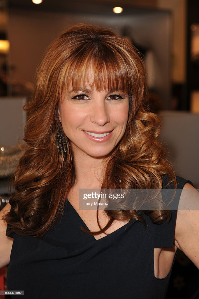 Jill Zarin signs copies of her book 'Secrets of a Jewish Mother' at Alene Too on May 19, 2010 in Boca Raton, Florida.
