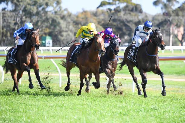 AUS: Warracknabeal races