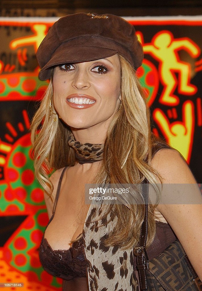 Jillian Barberie during Exhibition by Celebrity Animal Photographer Christopher Ameruoso at Hamilton-Selway Fine Arts in West Hollywood, California, United States.