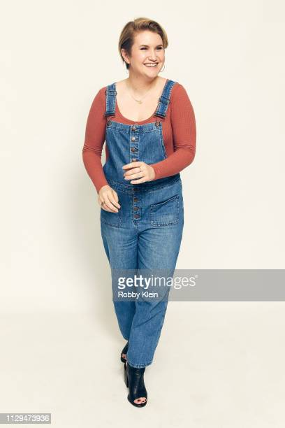 Jillian Bell of the film 'Sword of Trust' poses for a portrait at the 2019 SXSW Film Festival Portrait Studio on March 9 2019 in Austin Texas