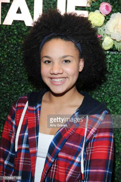 Jillian Estell attends Natalie Asatryan's 15th Birthday Benefiting The Unstoppable Foundation on March 6 2020 in Pasadena California
